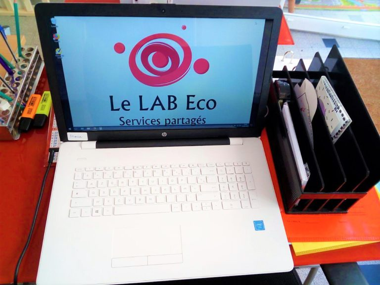 ORDINATEUR LE LAB ECO